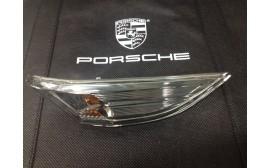 Porsche Standard Clear Side Marker, Left